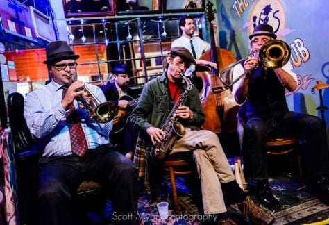 New Orleans Jazz Vipers Every Wednesday at The Maison