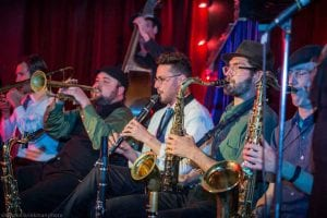 Smoking Time Jazz Club Live at The Maison every Saturday