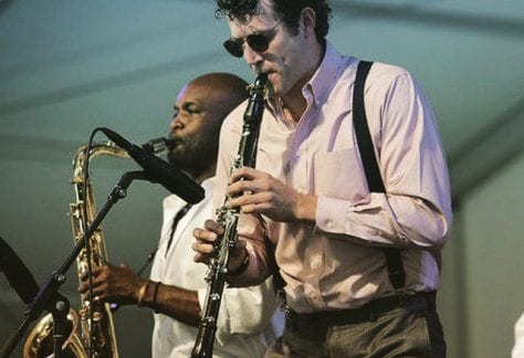 Gregory Agid Live Jazz at The Maison in New Orleans, LA every Tuesday evening