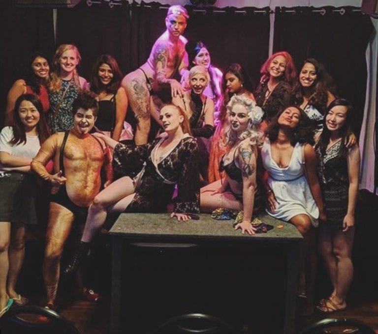 Burlesque Shows at The Maison in New Orleans
