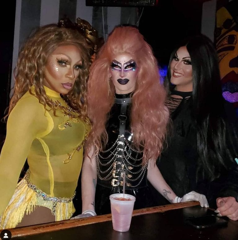 Wigsnatchers Drag Show at The Maison in New Orleans