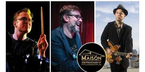 Boom Boom Room presents Staton Moore Trio at The Maison Jazz Fest Late Night 2021
