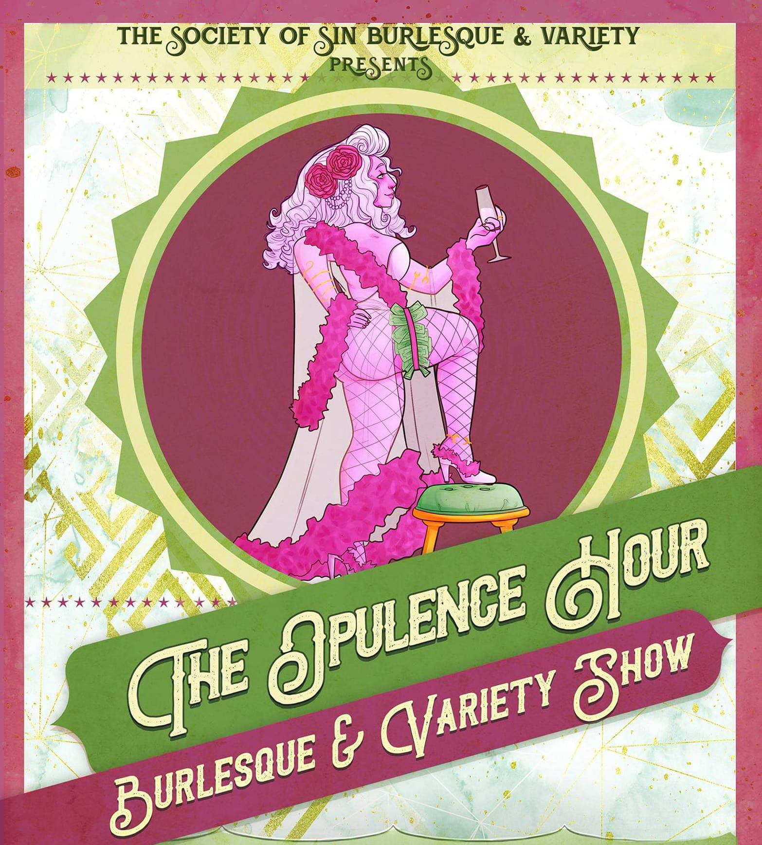 Opulence Hour Burlesque